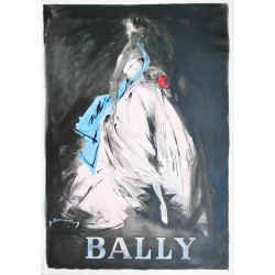 Jacques Demachy. Bally. 1948.