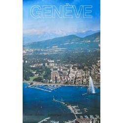 Coloris-Jaeger. Genève. Vers 1970.