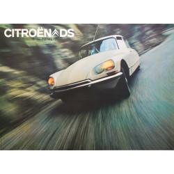 Advico Delpire. Citroën DS. 1965