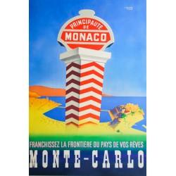 Jacques Ramel. Principauté de Monaco. 1951.