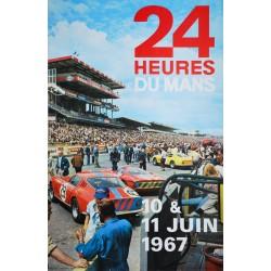 André Delourmel. 24 Heures du Mans. 1967.