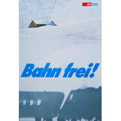Hans Rausser. Bahn frei ! 1980.