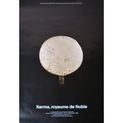 Georges Calame. Kerma, royaume de Nubie. 1990.