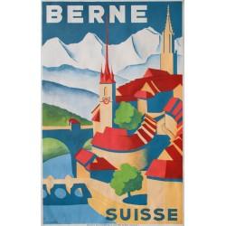 BERNE, HANS SCHÄR, 1936