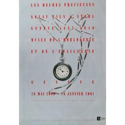 Roland Aeschlimann. Golay Fils & Stahl, Les heures précieuses. 2001.