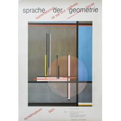 Josef Müller-Brockmann. Sparche der Geometrie. 1984.