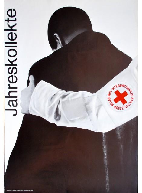Masméjan + Schmid. Rotes Kreuz, Jahreskollekte. 1962.