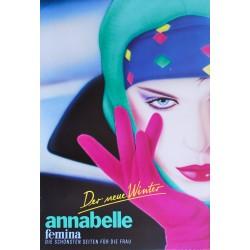 Rolf Wenger, Annabelle. 1986.
