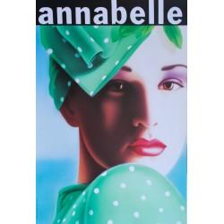 Rolf Wenger, Annabelle. 1987.