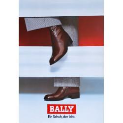 Lintas AG. Bally. 1976.