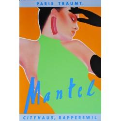 Rémy Fabrikant. Mantel. 1986.