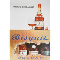 Maurice Collet. Julien van der Wal. Cognac Bisquit. Vers 1965.