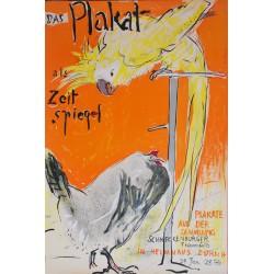 Hans Falk. Das Plakat als Zeitspiegel. 1949.
