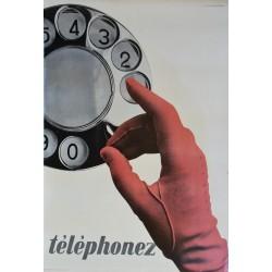 Heinrich Steiner, Ernst Heininger. Téléphonez. 1939.
