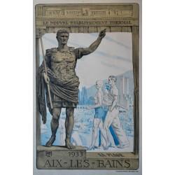 F. Hugo d'Alési. Aix-les-Bains. 1889.