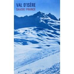 Val d'Isère. Savoie. France. 1964