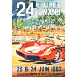 Michel Béligond. 24 Heures du Mans. 1962.