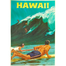 Charles Allen. Hawaii. 1960.