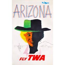 Austin Briggs. Arizona. TWA. 1960.