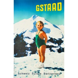 Jacques Naegeli. Gstaad. 1939.