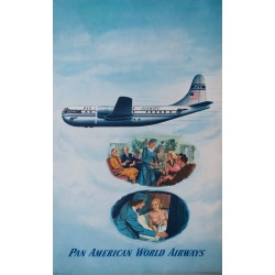 PAN AMERICAN WORLD AIRWAYS, 1951