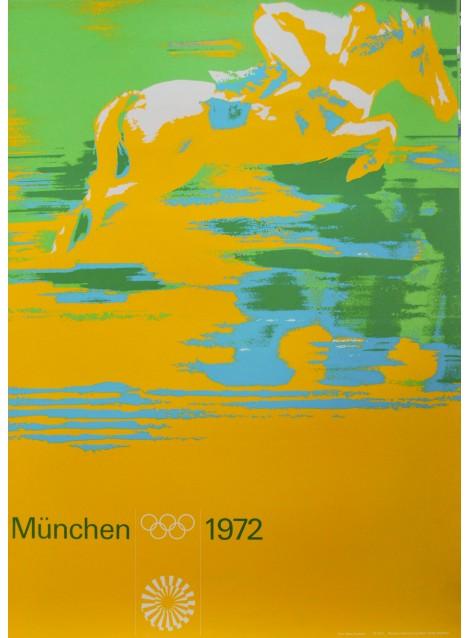 Otl Aicher. Gerry Cranham. Olympische Spiele München. 1972.