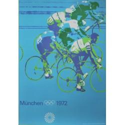 Otl Aicher. Olympische Spiele München. 1972.