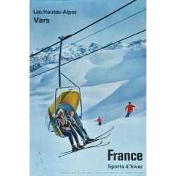 Karl Machatschek. Les Hautes-Alpes. 1964.