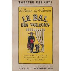 André Barsacq. Le Bal de voleurs, Jean Anouilh. 1938.