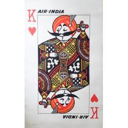 Air India. Vers 1950.