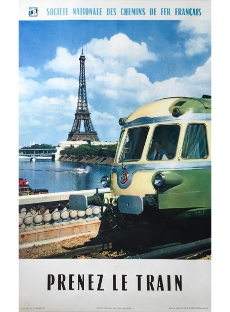 SNCF. Prenez le train.