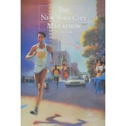 The New York City Marathon. 1989.