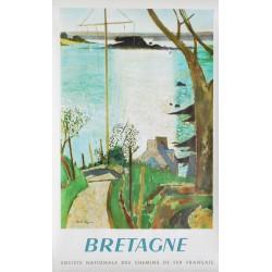 René Genis. Bretagne. 1957.