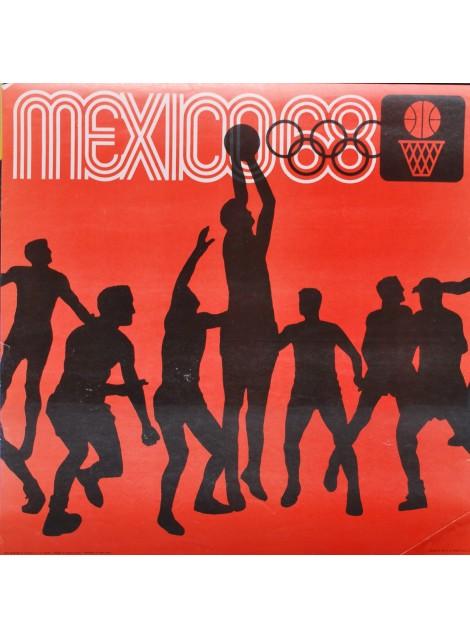 Lance Wyman. Mexico 68. Basketball. 1968.