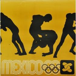 Lance Wyman. Mexico 68. Lutte. 1968.