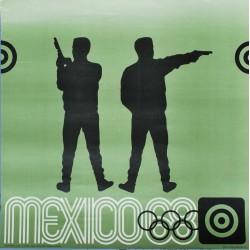 Lance Wyman. Mexico 68. Tir. 1968.