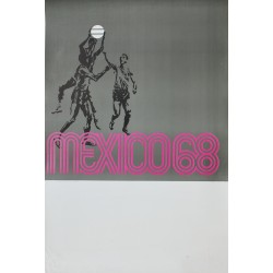 Lance Wyman. Mexico 68. Basketball. 1968.