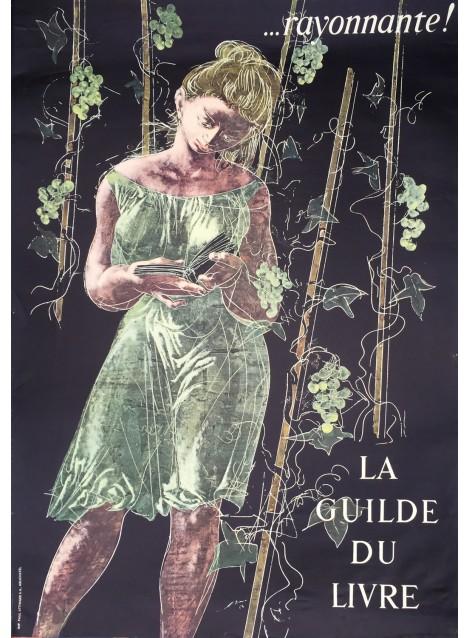 Hans Erni. La Guilde du livre. 1956.