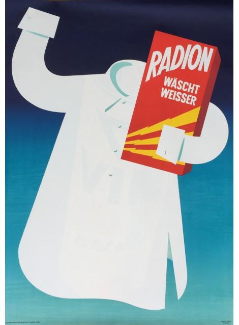 Traugi Meier. Radion. 1952.