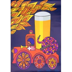 Elvira Vomstein. Bier Bière Birra. 1970.