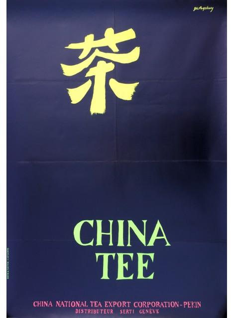 Géa Augsbourg. China Tee. Circa 1955.
