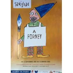 Savignac. Savignac à Forney. 2001.