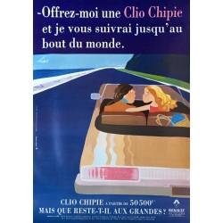 Kiraz. Clio Chipie. 1995