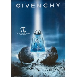 Givenchy. Pi. Vers 1998.